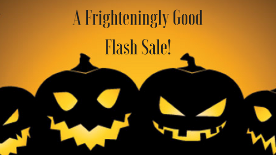 A Frighteningly good flash sale