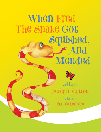 When Fred The Snake Got Squished, and Mended