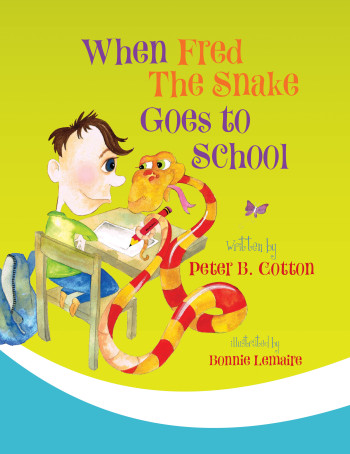 When Fred the Snake Goes To School