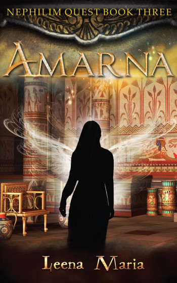 Amarna: Nephilim Quest Book Three