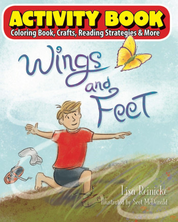 Wings and Feet Activity Book