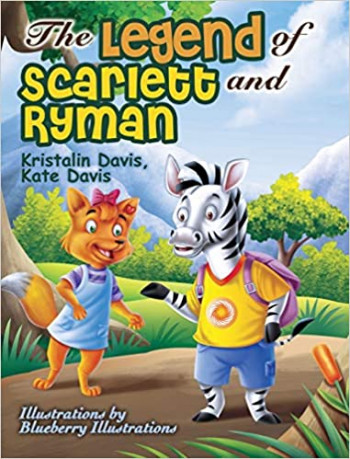 The Legend of Scarlett and Ryman