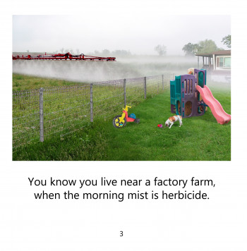 when the morning mist is herbicide
