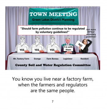 Farmers and regulators are the same people