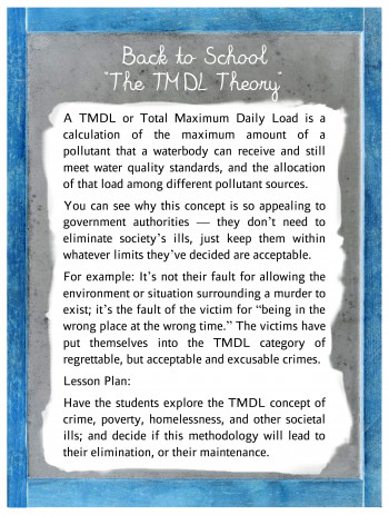 The TMDLTheory